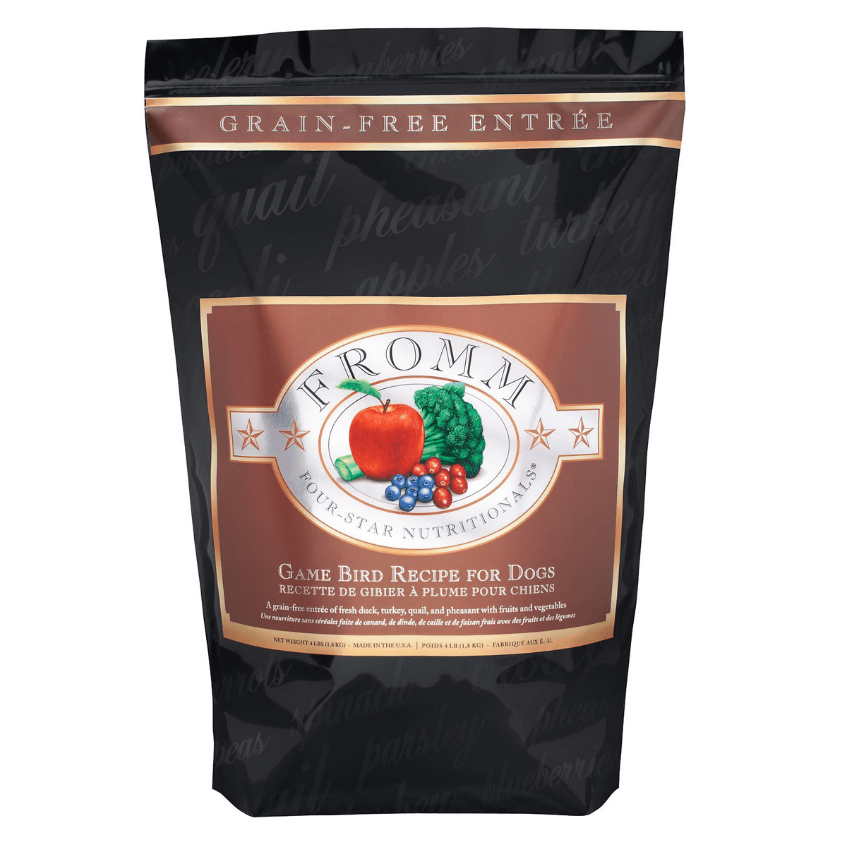 fromm-dog-food - PAWSitively Natural Pet Food & Supplies